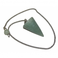 Jade Gemstone / Crystal Cone Dowser