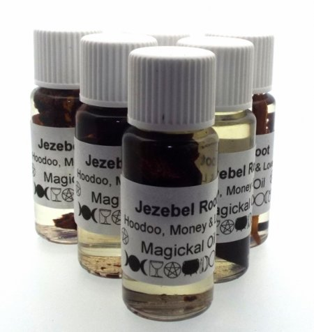 Jezebel Root Magickal 10Mls Hoodoo, Money And Love