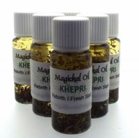 Khepri Spell Oil Rebirth New Start