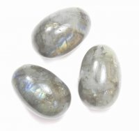 Labradorite Gemstone Crystal Egg