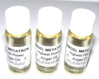 Archangel Metatron Angel Oil / Poetic Inspiration