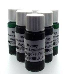 Money Oil / An Age Old Recipe For Obtaining Money