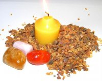 Myrrh Incense Granules - Cleanse And Smudge