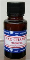 Nag Champa Perfume Oil - Official Blend