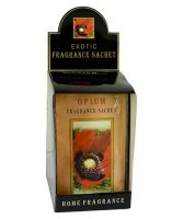 Fragrance Sachets - Opium (Single Pack)