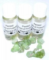 Peridot Gemstone Oil A Shield of Protection