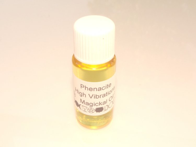 Phenacite Oil / Highest Vibration Of Any Known Crystal