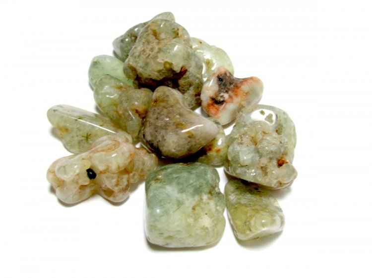 Prehnite Tumblestone - Various Sizes Available