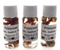 Primrose Herbal Infused Ritual Magical Oil
