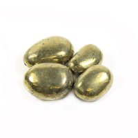 Pyrite Golden Tumblestone / Polished Gem