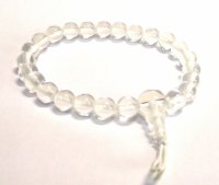 Quartz Gemstone Crystal Power Bracelet