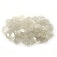 Quartz Rock Crystal Tumbled Gemstone - Large or Extra Large