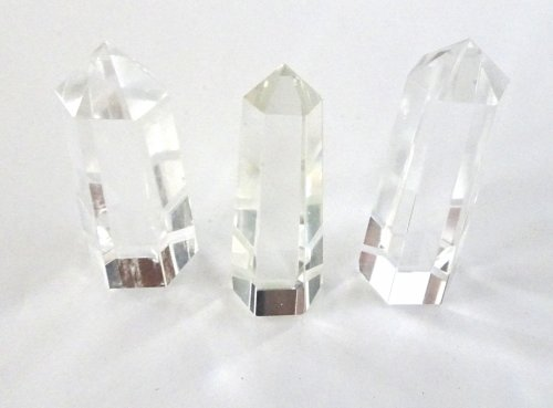 Quartz Tower Gemstone Obelisk - First Quality / A Grade
