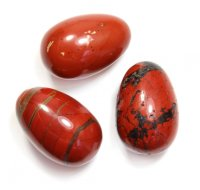 Red Jasper Large Gemstone Egg