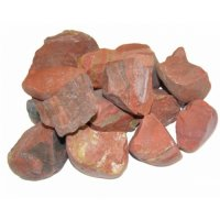 Red Jasper Unpolished / Rough