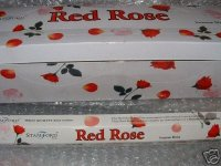 Red Rose Incense / 20 Sticks