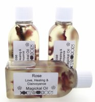 25mls Rose Sacred Anointing Oil