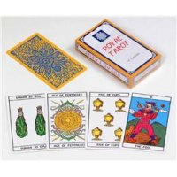 Royal Tarot Card Deck