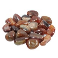 Sardonyx Extra Large Tumbled Gemstone