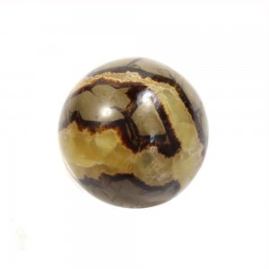 Septarian Polished Sphere - 40mm