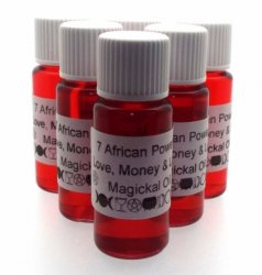 7 African Powers Oil Used To Bring Love, Money + Luck