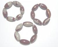 Indian Shiva Lingam Temple Stones Bracelet