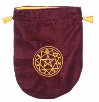 Sigillum Circle Tarot Bag Pouch