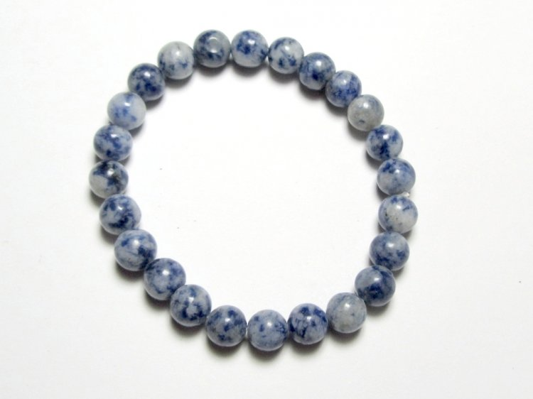 Sodalite Gemstone Crystal Power Bracelet