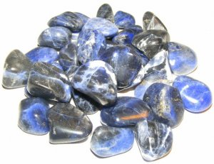 Sodalite Tumblestones - Set Of 5