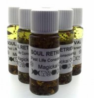 Soul Retrieval Spell Oil Past Life Consciousness