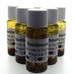 Spellbound Spell Oil Fascinate And Captivate