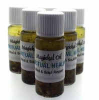 Spiritual Healing Spell Oil Mind Body Soul repair