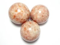 Sunstone Gemstone Sphere Large - 30mm