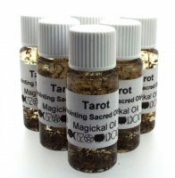 Tarot Spell Oil Anointing Sacred Objects