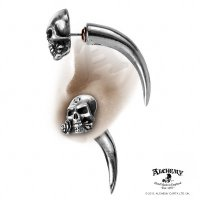 The Alchemist Horn Faux Ear Stretcher Stud
