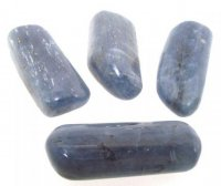 Thick Kyanite Polished Crystal Tumbled Wand