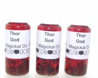 Thor God Herbal Infused Botanical Oil
