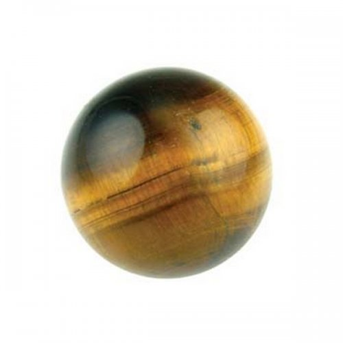 Tiger Eye Gemstone Small Sphere