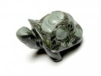 Jasper Tortoise Gemstone Carving
