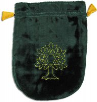 Tree Of Life Tarot Bag / Pouch