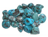 Turquoise Tumbled Gemstone / Crystal