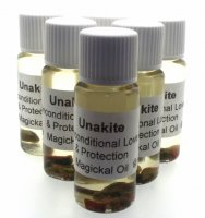 Unakite Gemstone Oil Unconditional Love