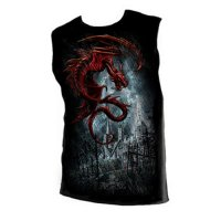 Wallachian Reign Tank Top Shirt - Extra Large