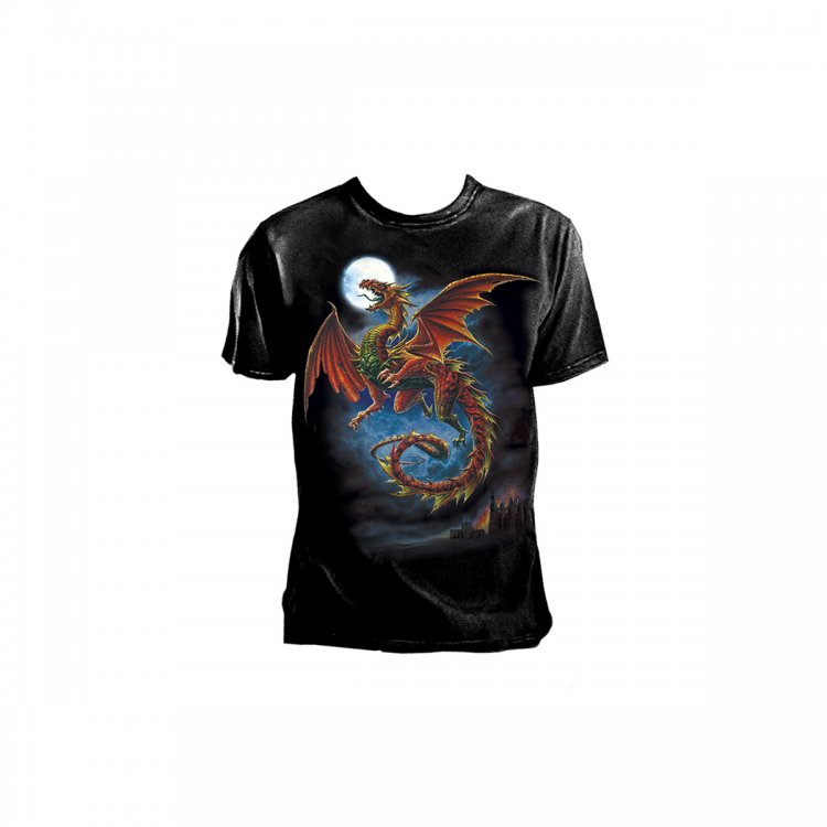 The Whitby Wyrm T- Shirt - Large only