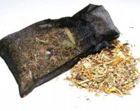 Witches Crafted Herb Bag Containing All 20 Amulet Herbs