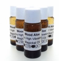 Wood Aloe Spell Oil Very High Vibrations