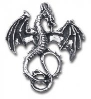 Wyverex Alchemy Gothic Earring