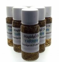 Yarrow Spell Oil Courage And Protection