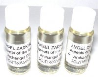 Archangel Zadkiel Angel Oil / Aspects Of The Self