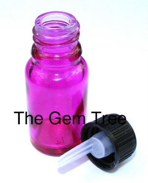 Pink Coloured Aromatherapy Bottle